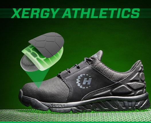 Hytest Xergy Atheltic Shoes