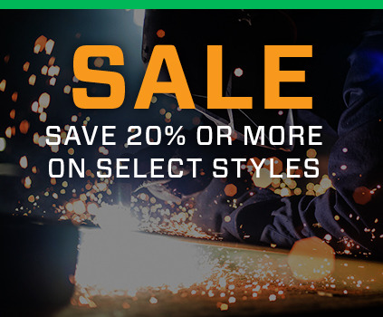Sale Save 20% or more on select styles