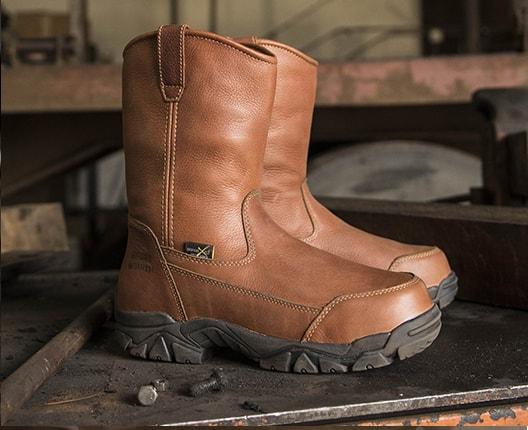 Hytest Boot with Met-Gaurd