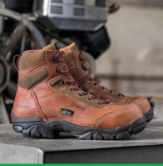 HYTEST Safety Footwear for Work | HYTEST